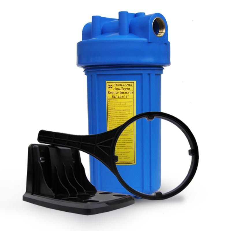 """ТОП3 неоцененных продукта на рынке очистки воды в Украине. 3 место: Фильтр Big Blue 10"""""""