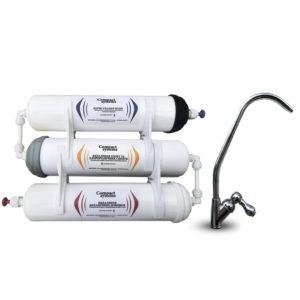Тройная система дехлорирования